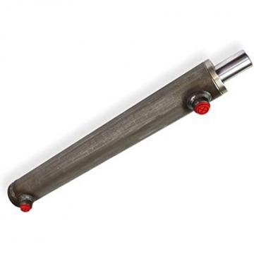 CILINDRO IDRAULICO DOPPIO EFFETTO 92x80x40x800 mm 10,6 Ton. PISTONE SPACCALEGNA