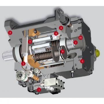LINDE HPR102 Pompa Idraulica Cilindro Blocco Nuovo una spedizione veloce in tutto il mondo