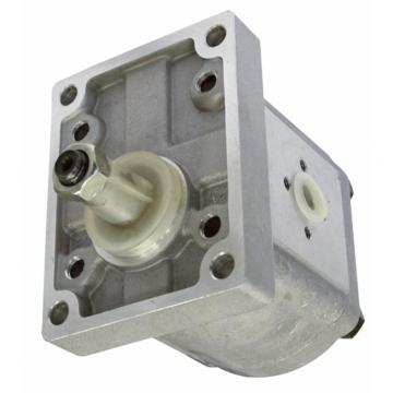 Hamworthy idraulica pompa ad ingranaggi serie 2000K 0537F le Istruzioni di Servizio