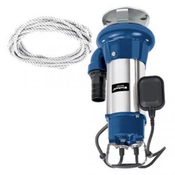 """Pompa ad Immersione per Acqua Sporca 11/4 """" Swp 40 Wa Plastica U.Acciaio 230 V/"""