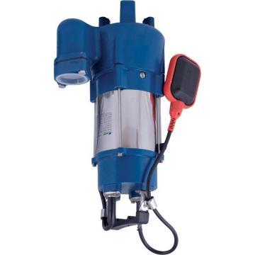 Pompa ad Immersione per Acqua Sporca Flow Spv 1100 Con Interruttore Galleggiante