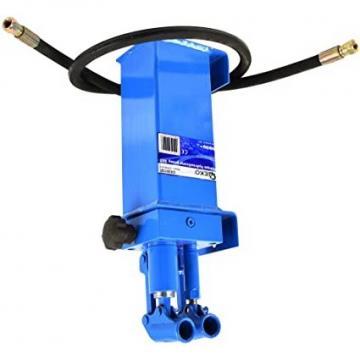 HyPro Marine Deck Tratteggio Pompa idraulica con costruito in VALVOLE di sfiato della pressione
